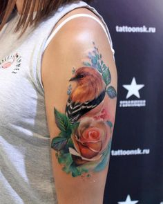 Rose Tattoos, Watercolor Tattoo, Anna, Roses, Pink, Watercolour Tattoos, Watercolor Tattoos, Rose, Pink Tattoos