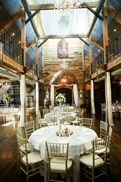 Peace, Love and Outdoor Charm rustic wedding outdoor reception
