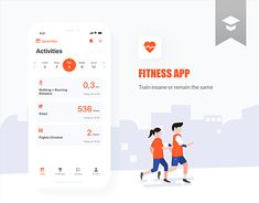 Train Insane Or Remain The Same, Apple Health, Health App, Daily Activities, Ui Ux Design, Finance, Challenges, Design Inspiration, Security Report