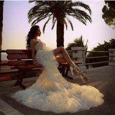 Wedding gown hottt