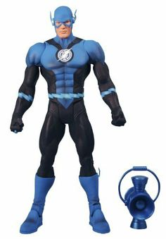 DC Universe Classics The Flash Blue Lantern Collectible Figure