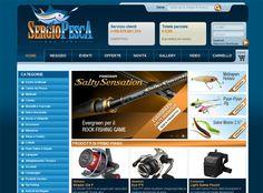 Sergio Pesca - Tutto per la pesca www.sergiopesca.com