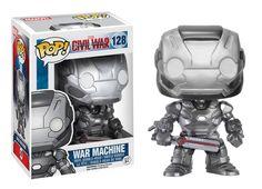 #128 War Machine