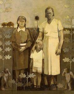 Helena, Franciszek and Anna