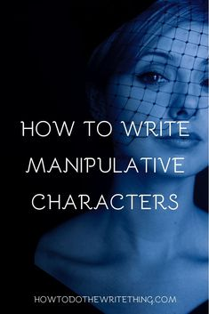 Tips How to Write Villains that Play Mind Games with Their Victims. Do you love to write manipulative villains? Try these writing tips to write your villains. Writing Promps, Book Writing Tips, Writing Characters, Writing Words, English Writing, Fiction Writing, Writing Skills, Better Writing, Editing Writing