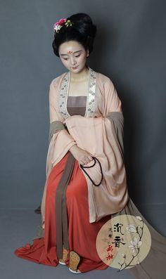 【沉香画舫】Traditioanl Chinese fashion