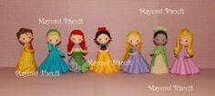 Mayumi Biscuit: Princesas Disney