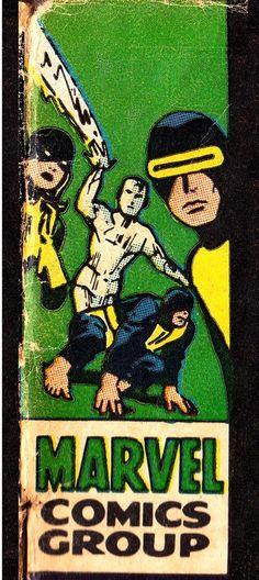 X-MEN Corner Box (c. 1966)