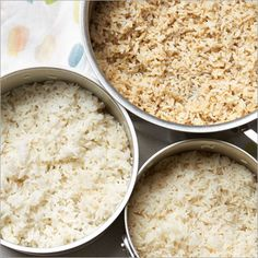 How To Cook Rice on the Stovetop, 3 Ways - Cooking rice - Reis Rezepte Cook Rice On Stove, Rice On The Stove, How To Cook Rice, Brown Rice Cooking, Cooking Jasmine Rice, Brown Rice Recipes, Cooking Fails, Cooking Recipes, Easy Recipes