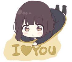 Anime Girlxgirl, Cute Anime Chibi, Anime Girl Cute, Kawaii Anime Girl, Anime Art Girl, Manga Girl, Anime Love, Dibujos Anime Chibi, Kawaii Chan