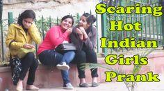 Scaring Hot Indian Girls Lizard Prank   Danger Fun Club   Pranks in India Girl Pranks, Indian Girls, Club, Hot, Torrid