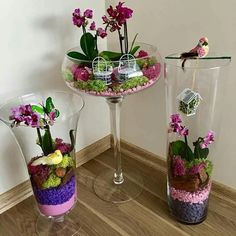 Ethnic Home Decor, Fairy Jars, Crafts With Pictures, Decoration Design, Garden Supplies, Antique Glass, Plant Decor, Home Decor Styles, Yard Art