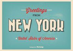 new york city skyline illustration - Google Search