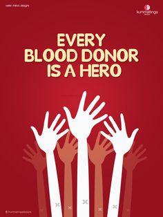 """""""Gracias por salvarme la vida."""" Tema2015 de Día Mundial de Donación de Sangre."""