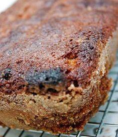 Le cake aux pommes croustillant