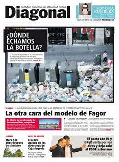 A la venta el número 210 del periódico @El_Diagonal http://www.veniracuento.com/