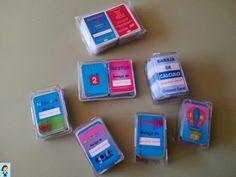 Barajas para descargar de cálculo mental. MI MUNDO DE PEDAGOGÍA TERAPEÚTICA Primary Maths, Math Numbers, Busy Bags, Math For Kids, Reggio Emilia, Educational Games, Math Activities, Kids And Parenting, Mathematics