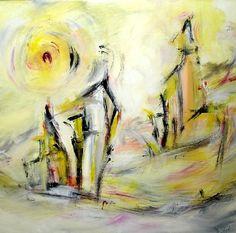 Artwork >> Muriel Cayet >> A l'est du colombier