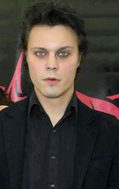 His eyes, they're so gorgeous. ♥♥♥. #VilleValo #HIM #HisInfernalMajesty