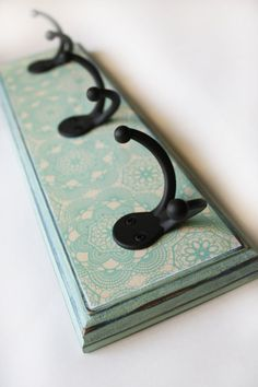 wall hooks -- for jewelry display