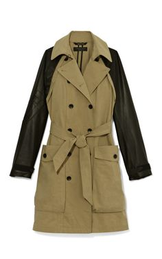 Shop Bishop Trench by Rag & Bone on Moda Operandi