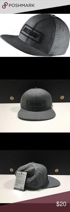 Men s Nike Golf True Ox Strapback Hat NWT 727036 New Nike Accessories Hats  Golf Fashion f20e19ef971