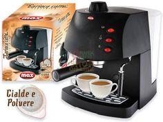 MAX MACCHINA  CAFFÈ CARIOCA http://www.decariashop.it/home/10581-max-macchina-caffe-carioca.html
