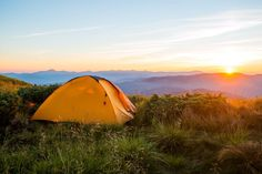 When the urge strikes to pitch a tent and get back to the basics, these rugged tent camping destinations will help you find peace, solitude. Best Family Camping Tents, Camping Places, Camping Ideas, Seeley Lake, Tent Campers, Cool Tents, Smoky Mountain National Park, The Great Outdoors, State Parks