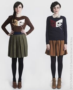 Fancay: Dear Creatures Fall 2012