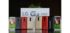 إل جي تكشف عن مواصفات هاتف G2 Mini القادم