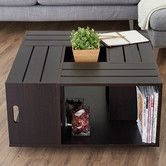 Found it at Wayfair - Corsica Coffee Table