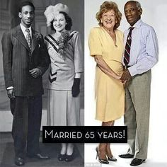 Married 65 years