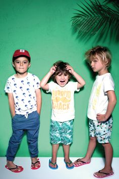 we've gone TROPICOOLA! Cotton On Kids Summer - USA + ASIA www.cottononkids.com