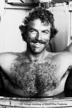 Some Like it Hot: Tom Selleck
