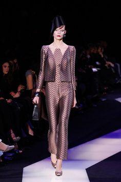 Défilé Giorgio #ArmaniPrivé : Défilé Giorgio Armani Privé Haute Couture SS2013