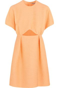 EMILIA WICKSTEAD Tinker Jacquard Mini Dress. #emiliawickstead #cloth #dresses