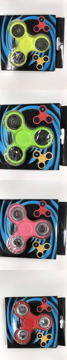 Games Wholesale Lot 10X Metal Hand Spinner Tri Fid