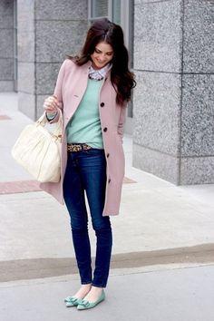 colores pastel estilos