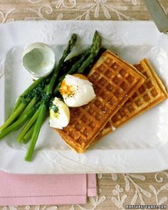 Potato Waffles Recipe
