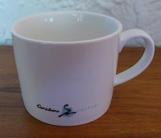 Caribou Coffee Flying Reindeer Logo Bear Face Nose Bottoms Up Stay Awake Mug Cup Coffee Beans, Coffee Mugs, Caribou Coffee, Discount Coffee, Bear Face, How To Stay Awake, Mug Cup, Reindeer, Tableware
