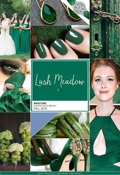 YAAAS. mood-board-lush-meadow-pantone-fall-2016