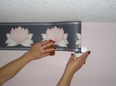 Wallpaper Borders for Bath | Bathroom, OLYMPUS DIGITAL CAMERA: Wallpaper Borders for Bathrooms that ...