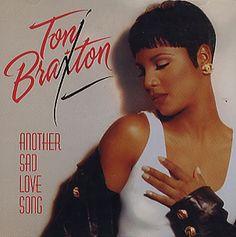 Toni Braxton, love this girl!! best album