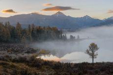 Озеро Киделю, Алтай. Автор фото — Дмитрий Багинский: