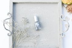Priti NYC - Oleaster (matte grey) Nyc Water, California Lilac, April Snow, Candle Sconces, Orchids, Wall Lights, Candles, Nails, Wedding
