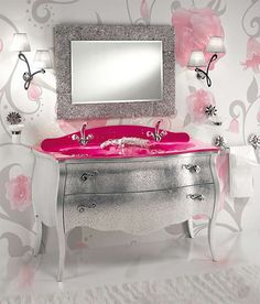 A Wonderful Dream Bathroom by Etrusca