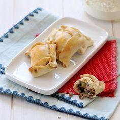 #receta de Empanadas de Pino chilenas en Espacio Culinario