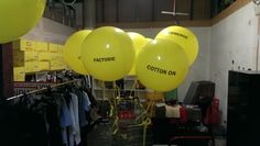 Custom printing onto 3ft latex balloons http://www.balloons.com.au/