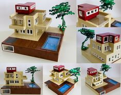 2712 Mountain Drive Beverly Hills CA by LegoManiac / oLaF, via Flickr