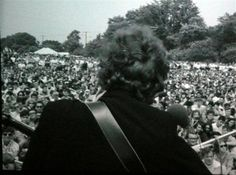 On July 25, 1965, Bob Dylan goes electric at the Newport Folk Festival, performing a rock-and-roll set publicly for the very first time to a chorus of shouts and boos from a dismayed audience.